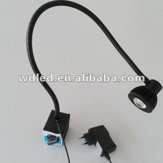 Led Work Machine Lamp & Adjustable Arm Work Lamp & Flexible Arm ...