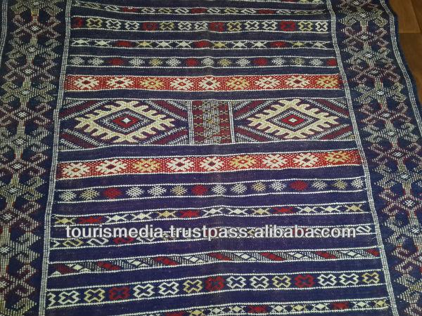 Moroccan Berber Kilim Rug 162cm X 100cm Handwoven Kilim Moroccan Carpet  Wholesaler