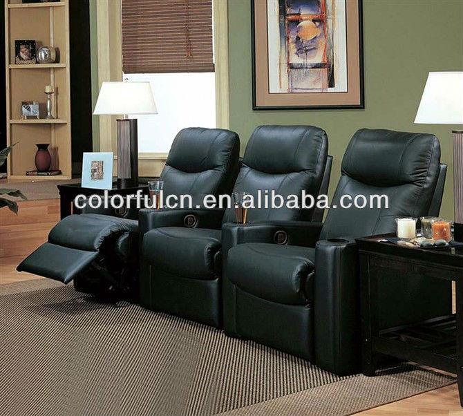 modern cheap home theatre recliner chair ls805a