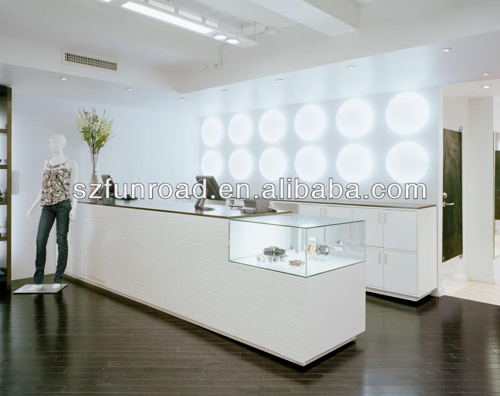 Modern Custom Made Checkout Counter Design Buy Modern