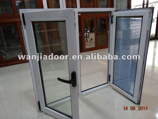 Pvc Window Blinds /pvc Casement Window/ Cheap Pvc Windows ...