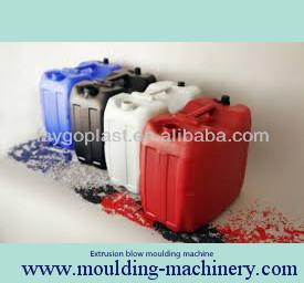 18 liter pp extrusion blow moulding machine
