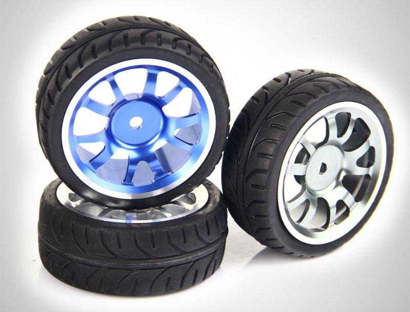 Moto Metal Wheels >> 1/10 Rc Car Small Metal Wheels For Toys On-road - Buy Small Metal Wheels,Small Metal Wheels ...