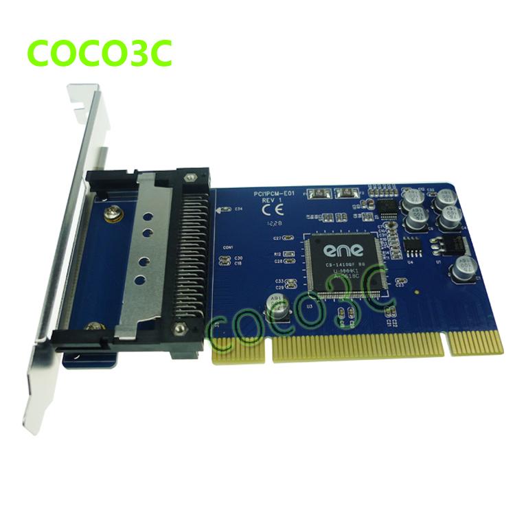 Texas instruments pci-1510 cardbus controller