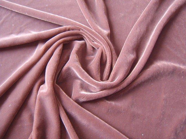 silk velvet curtain fabric