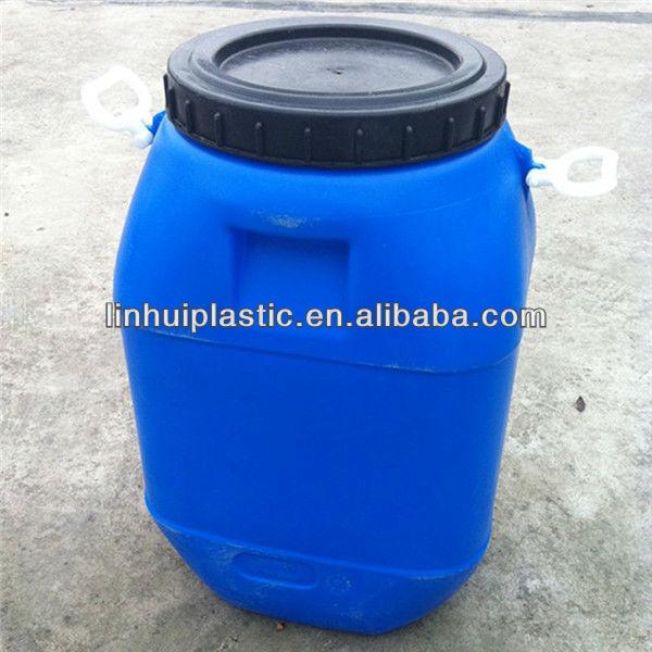 50 liter plastic open top drums cheap plastic oil drum view 50litre plastic drum linhui. Black Bedroom Furniture Sets. Home Design Ideas