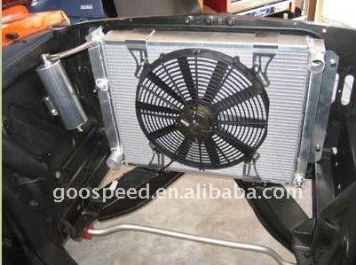 Auto Slim Electrical Radiator Fan