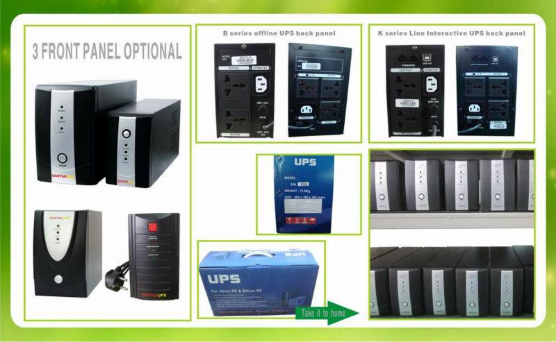 600va Home Off Line Ups Battery For Computer Office Atm Lights Lamps Fans