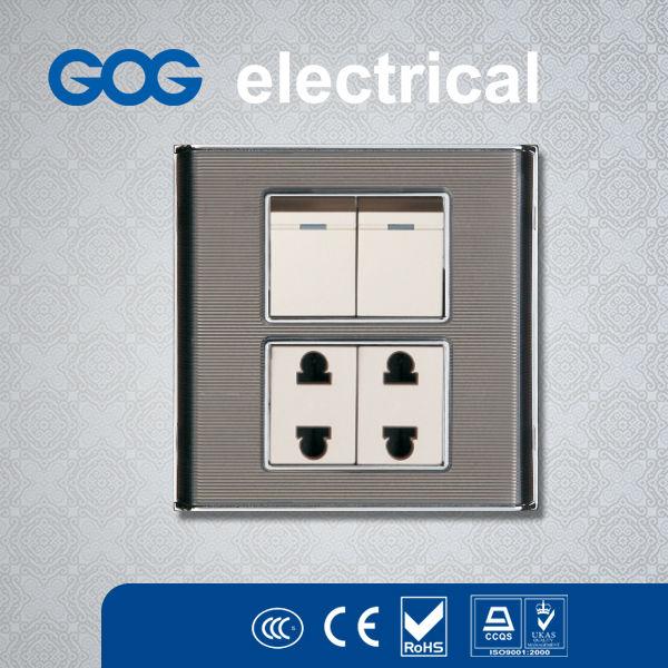 Pakistan / Bangladesh/ Nepal Electrical Wall Switch And Socket ...