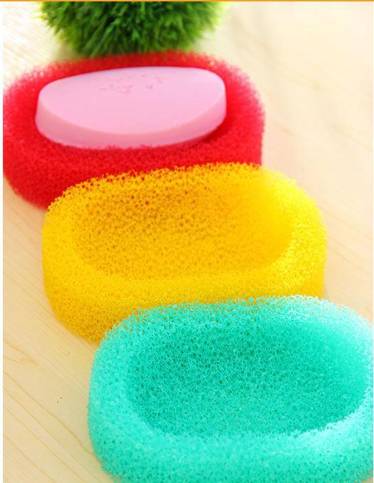 Szivacs szappantartó fürdőszoba praktika