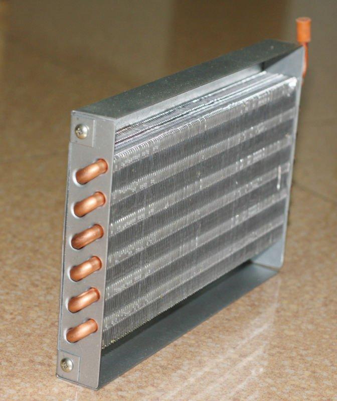 Air Cooler Condenser : Air cooler condenser bm el aluminium fin copper tube