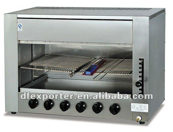 Infrared Salamander Cooking Equipment