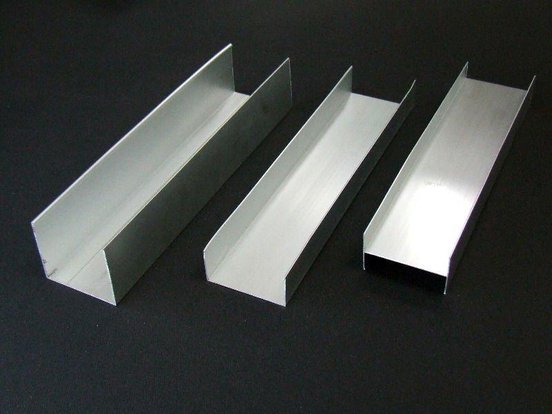 aluminium c u h channel buy aluminium channel aluminum. Black Bedroom Furniture Sets. Home Design Ideas