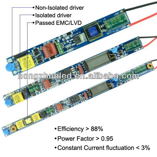 Super Quality Custom-made 15w Led Tube Light Circuit Diagram