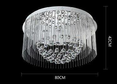 Chinesisch moderne lampe kristall deckenleuchte esszimmer buy