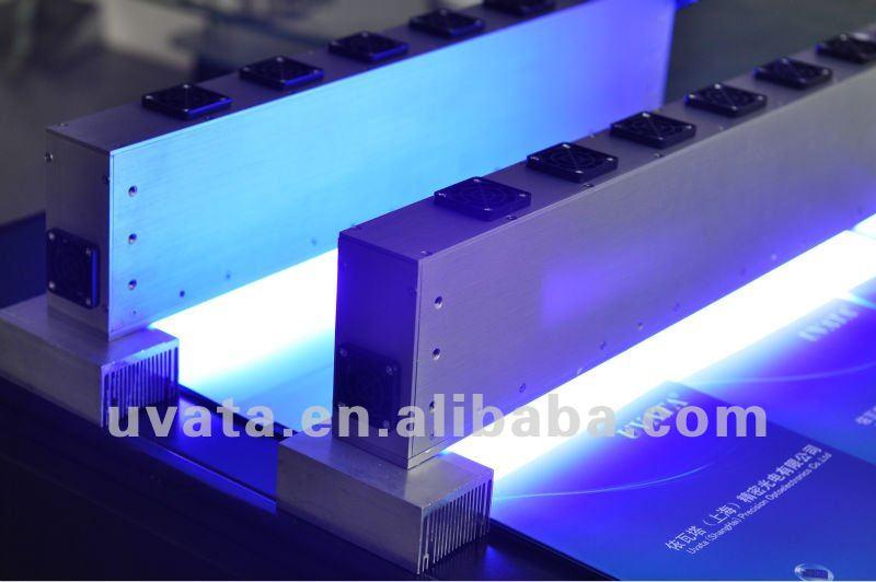 Matrix 395nm LED UV Curing Machine UV Offset Printing Curing
