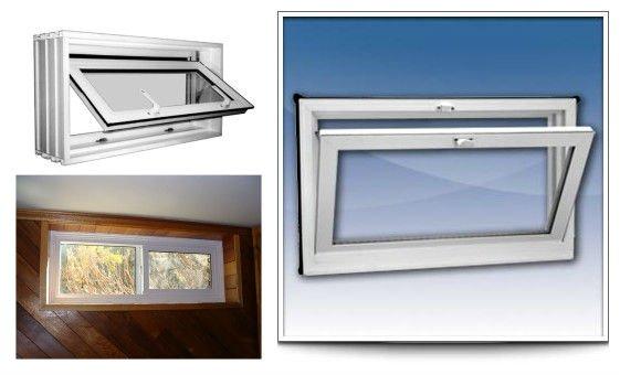 small types pvc basement windowsslidingawningtilts view