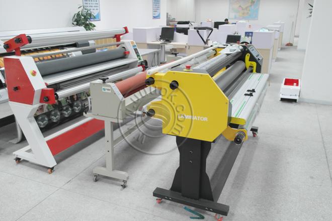 cost of laminating machine
