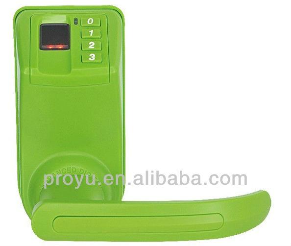 3 In 1 Door Lock L R Handle S1 Finger Keypad Password