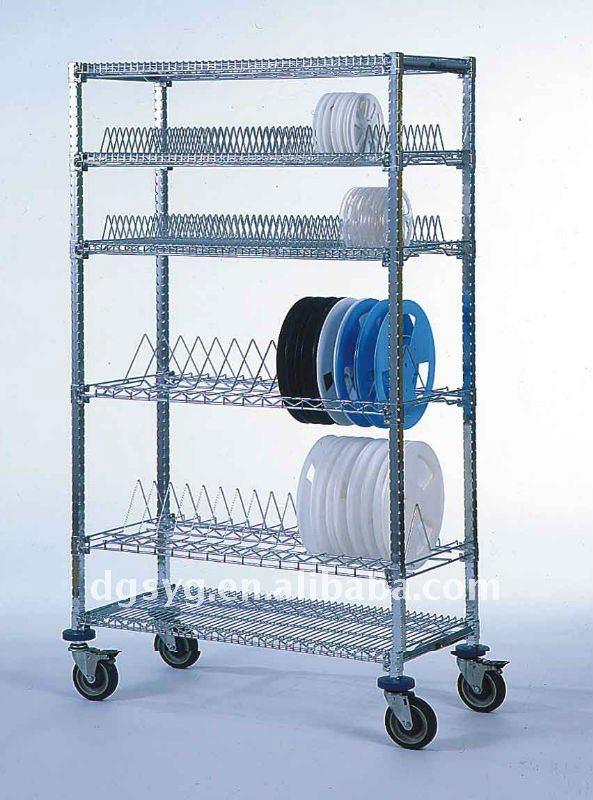 Smt Component Reel Storage Shelving Reel Component