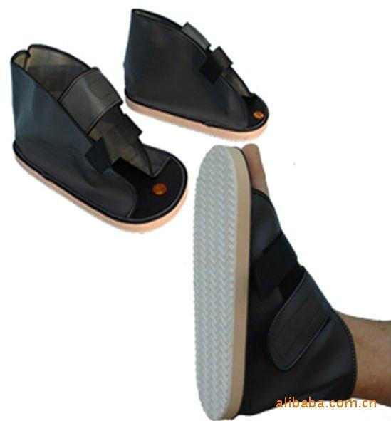 Broken Toe Open Shoe Or Closed Toe
