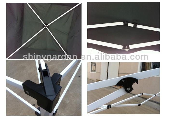 LIDL aluminum folding gazebo tent with screen & LIDL aluminum folding gazebo tent with screen View aluminum ...