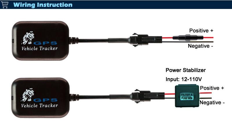 Tx-5 Manual Gps Vehicle Tracker,Mini Gps Tracker For Motorcycle ...