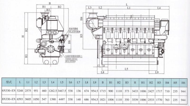 high quality yanmar 6n330 series marine diesel engines for high quality yanmar 6n330 series marine diesel engines for