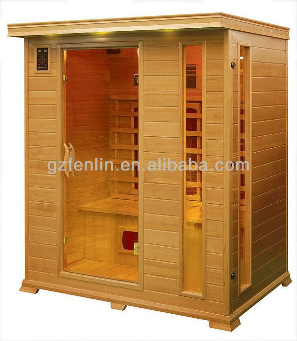 3 Person Use Wood Steam Sauna Box - Buy Sauna Box,Sauna Steam Box ...