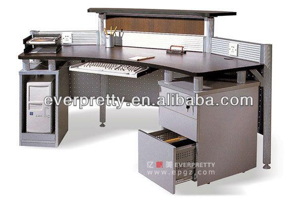 Portable Reception CounterLatest Office Table DesignsOffice