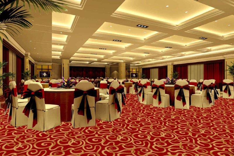 Hotel Banquet Room Carpet