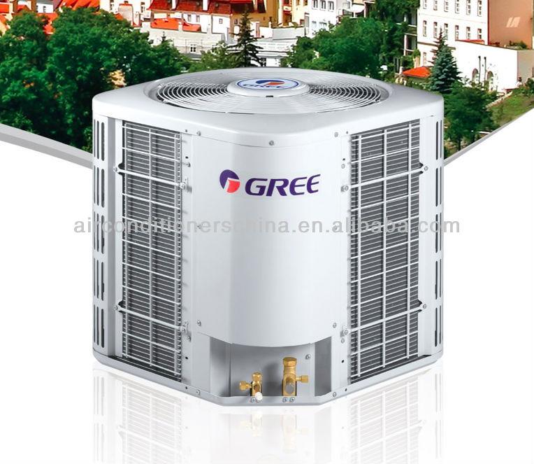 Air Conditioner Condenser Units : Gree top discharge condensing unit air conditioner buy
