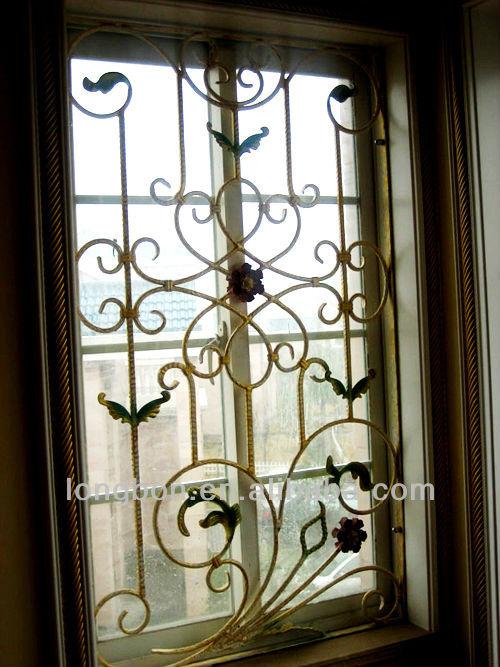 Decorative Wrought Iron Window Guard Design Buy Window