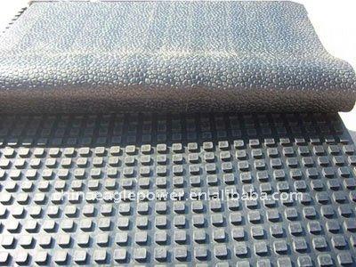 Recyceln Sie Gummi Pferdest 228 Nder Croctop Pattern Stable