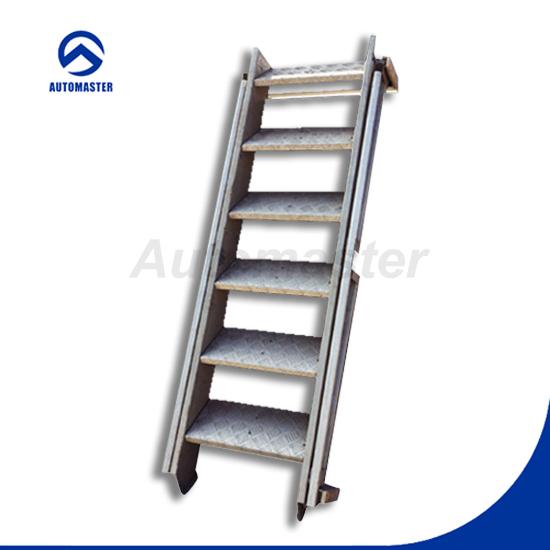 Aluminium Portable Folding Stairs Buy Aluminium Portable