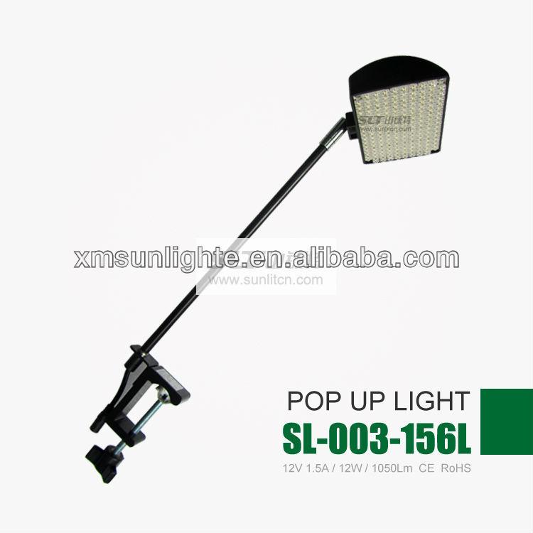 Flashing Led Clip On Light, Clamp Lamp (SL 2001 06 156L