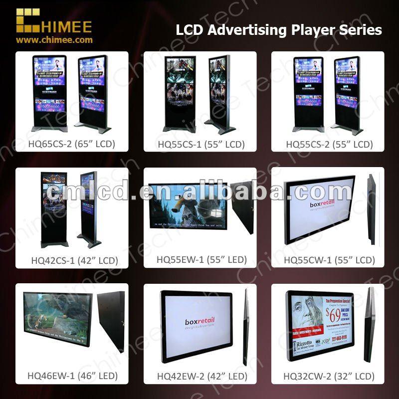 32inch Free Standing Advertising Acrylic Menu Board