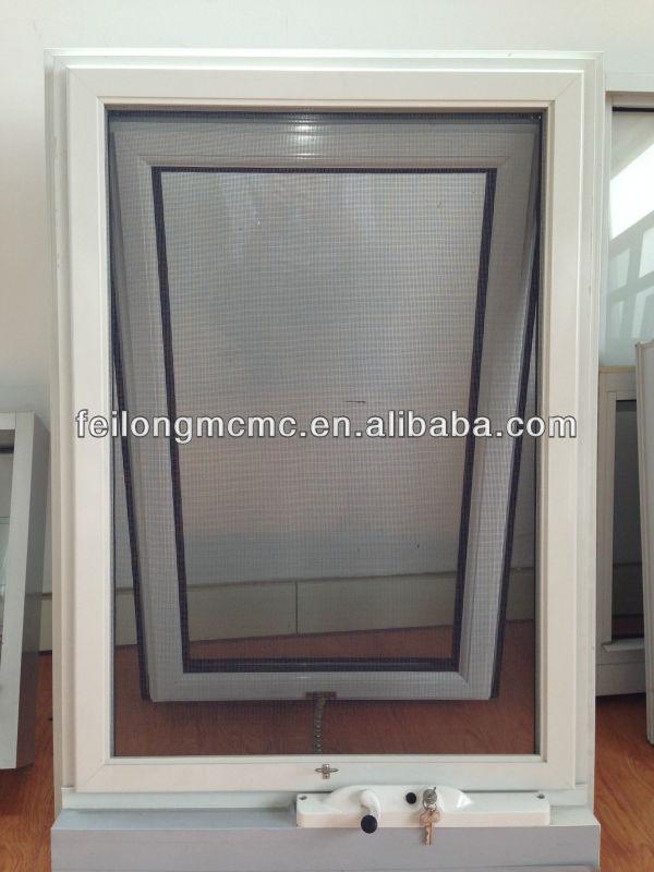 Australian Standard AS2047 Aluminium Awning Window With Chain Winder