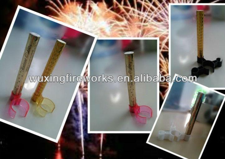 Nachtclub hot koop dubbele plastic fles clips met cake kaars fontein plastic clips voor ijs - Nachtclub decoratie ...