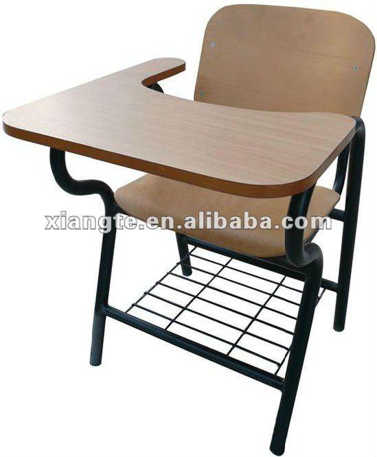 Metal And Wood Student Writing Table Chair Buy Metal