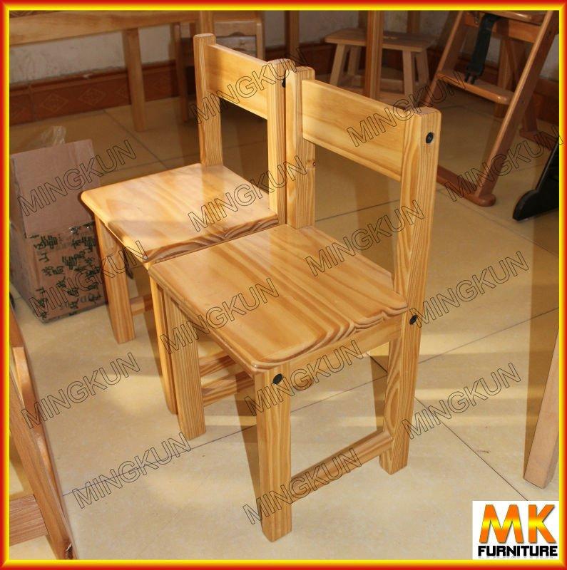 Madera peque a silla para ni os buy product on for Silla madera ninos