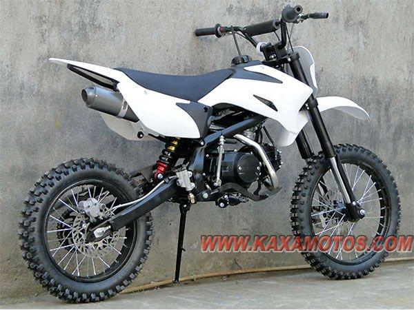 on Yamaha 125cc Pit Bike Engine