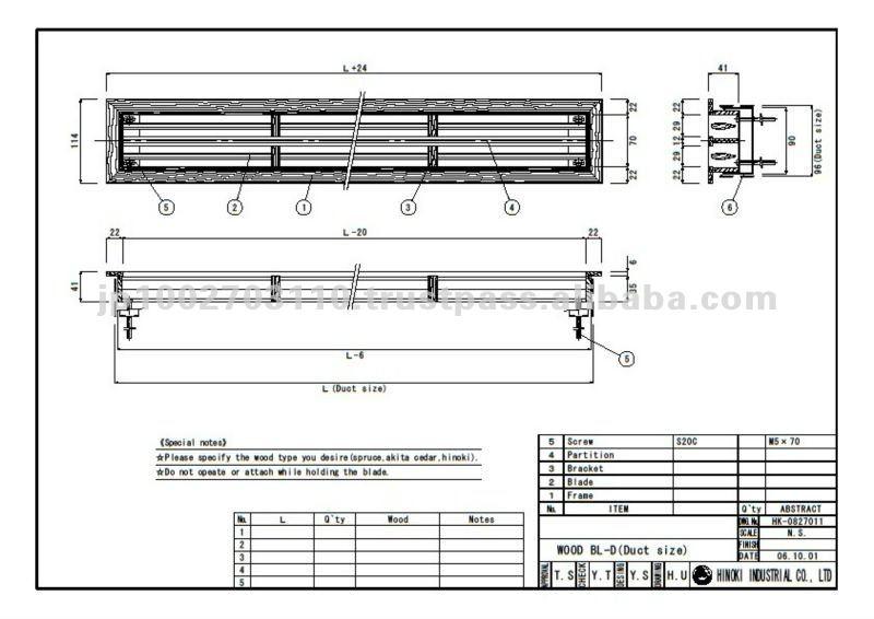 Ceiling Diffusers Installation Details : Air curtain installation detail menzilperde