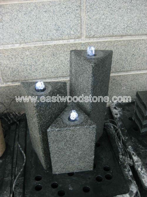 B Ware 3 Granit Kugeln Fur Springbrunnen Kugel Steine Brunnen