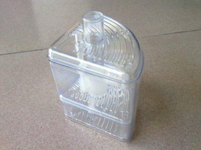 Corner filter aquarium biological filter buy biological for Biological filter box