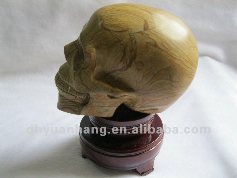 Natural Wood Alexandrite Stone Carved Skull For Sale - Buy Skulls For  Crafts,Natural Carved Stone Skull,Stone Skull Carving Product on Alibaba com