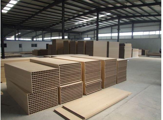 Wood Plastic Laminated Wpc Door Panel Machine Buy Wpc