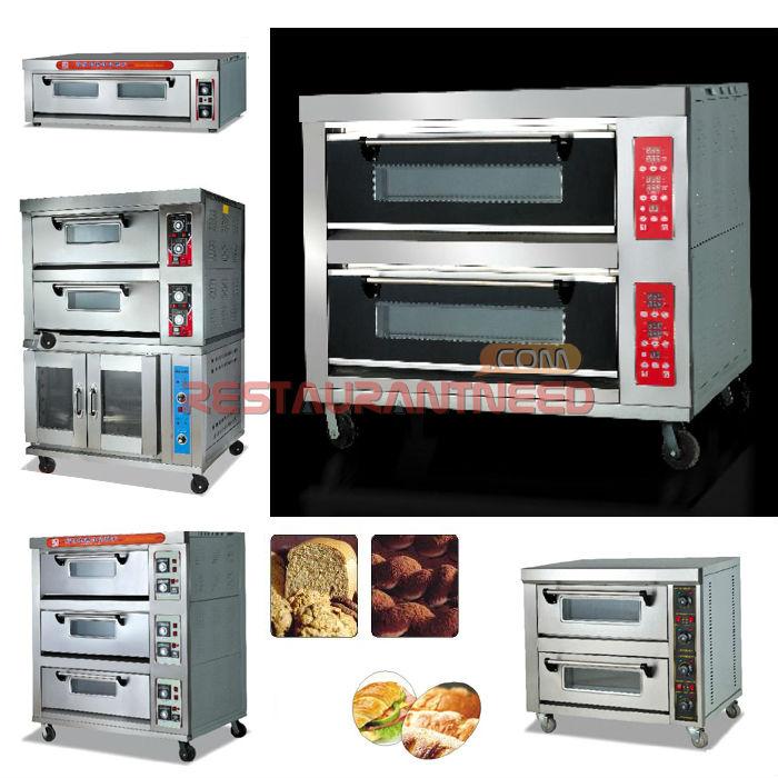 Restaurant Kitchen Oven