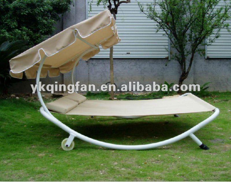 deux places transat avec ombre buy product on. Black Bedroom Furniture Sets. Home Design Ideas