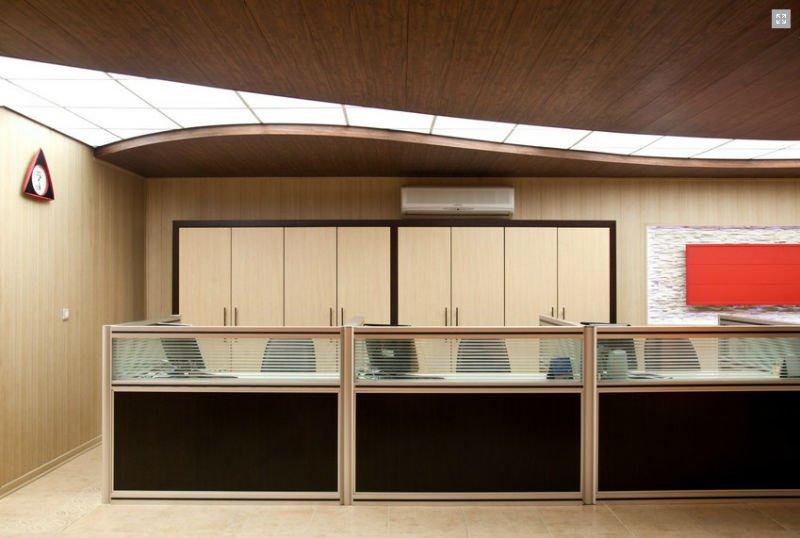 Waterproof Wood Upvc Kitchen Wall Panel